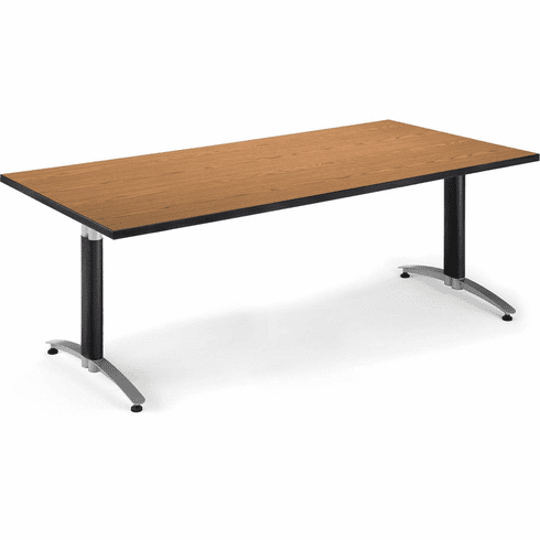36X72 Rectangle Table Mesh Base [KT3672MB]