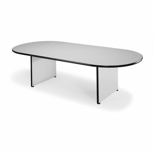 48X96 Curved Racetrack Conference Table [T4896RT]