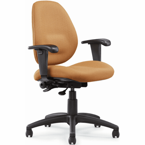 Allseating Chiroform Mid Back 24 Hour Chair [98030]