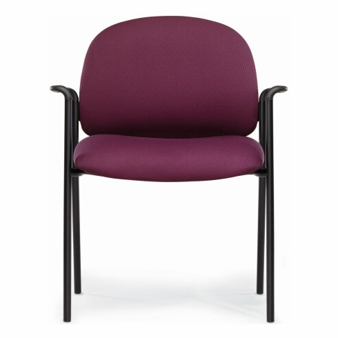 Allseating Rainbow Big and Tall Stackable Guest Chair [33754]