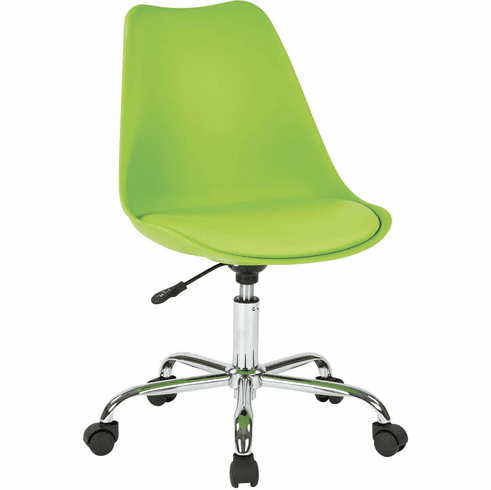 Ave Six Emerson Green Student Office Chair Pneumatic Base [EMS26-6]