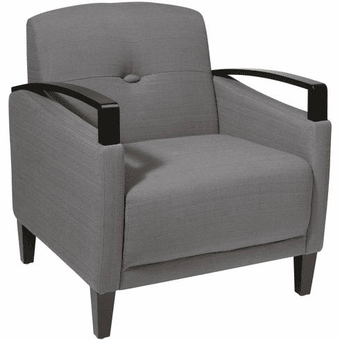 Ave Six Main Street Woven Charcoal Chair [MST51-W12]