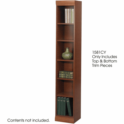 "Baby Bookcase Trim Kit 12""W Cherry [1581CY]"
