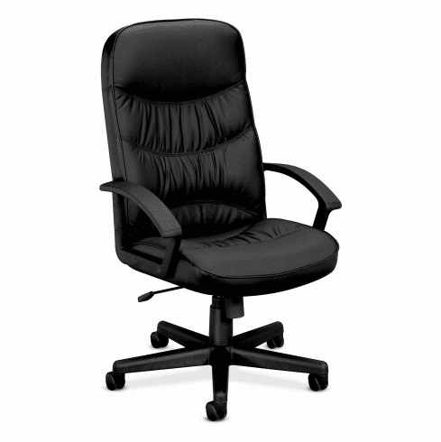 Basyx Executive Leather Office Chair [VL641]