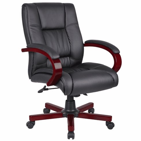 Boss Aaria Mid Back Executive Chair [AELD62]
