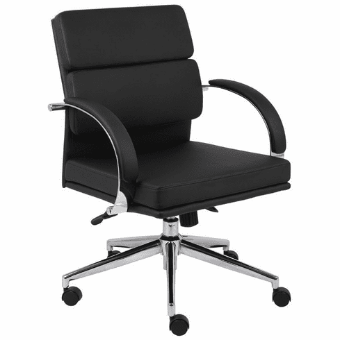 Boss Aaria Mid Back Managers Chair [B9406]