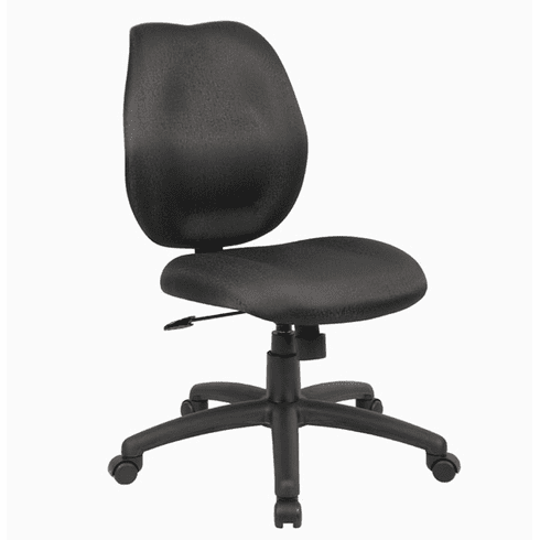 Boss Computer Chair with Contoured Backrest [B1016]