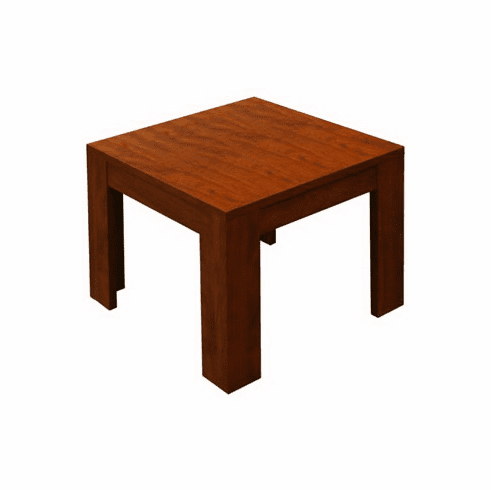 Boss Contemporary Cherry End Table [N22-C]