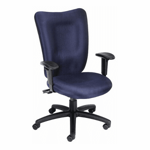 Boss Ergonomic Adjustable Office Chair [B2007]