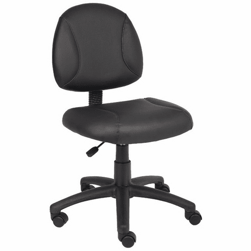 Boss LeatherPlus Value Office Chair [B305]