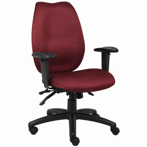 Boss Multi-Tilter Ergonomic Desk Chair [B1002]