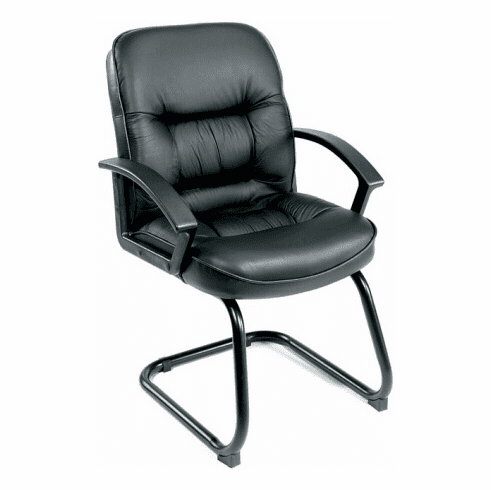 Boss Sled Base Guest Chair [B7309]