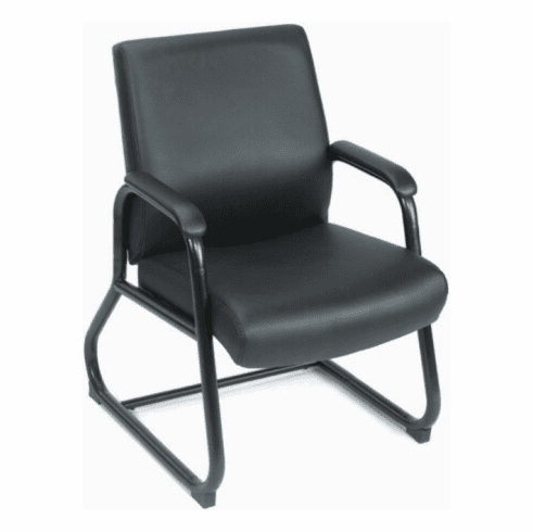 Caressoft™ Big and Tall Office Guest Chair [B709]