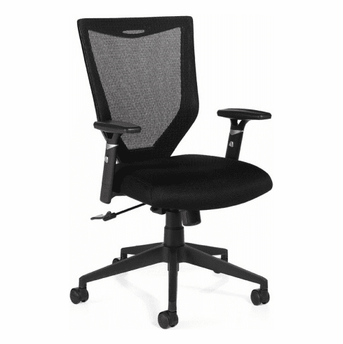 ***Discontinued*** Offices To Go Mesh Managers Chair [OTG11646B]