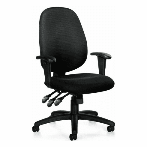 ***Discontinued*** OTG™ Ergonomic Computer Chair [OTG11613B]
