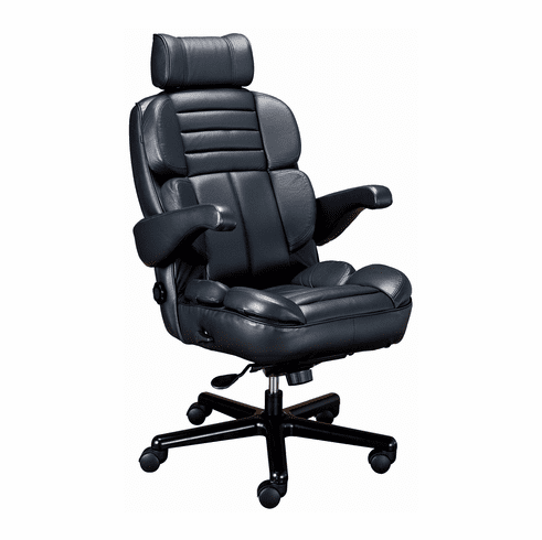 ERA Galaxy Big and Tall Leather Office Chair by ERA [OF-GLXY]
