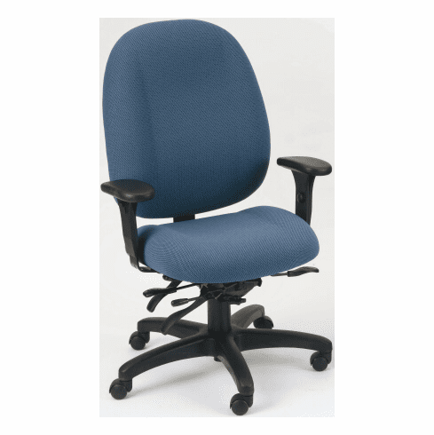 ***Discontinued*** Ergocraft Soft-Sit Ergonomic Computer Chair [E-52884V]