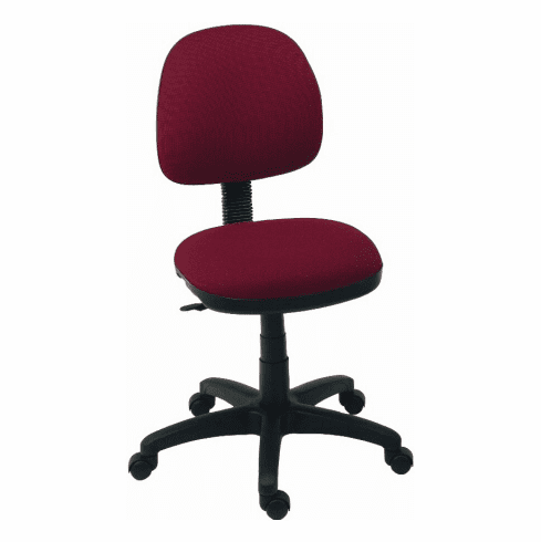 ***Discontinued*** Ergocraft Workmate Armless Office Chair [SS-20551]
