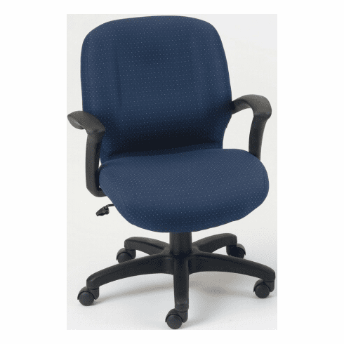 ***Discontinued*** Ergocraft Zoey Mid Back Fabric Office Chair [E-46951]