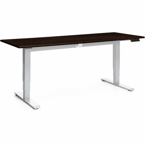 "Height Adjustable Table 72"" Top [HAT-3072-PLN]"