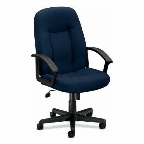 High Back Fabric Upholstered Home Office Chair Vl601
