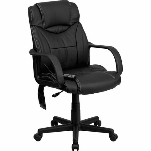 High Back Leather Massage Chair [BT-2690P-GG]