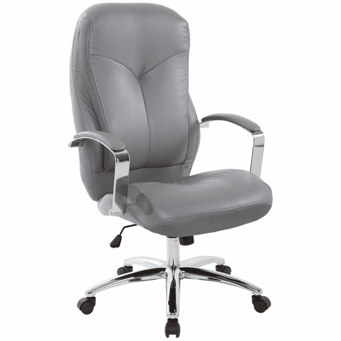 INSPIRED by Bassett Clifton Office Chair Grey [BP-CLFEX-U42]