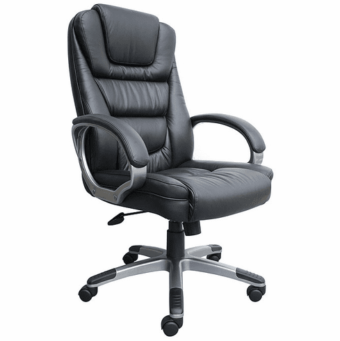 LeatherPlus™ High Back Office Chair [B8601]