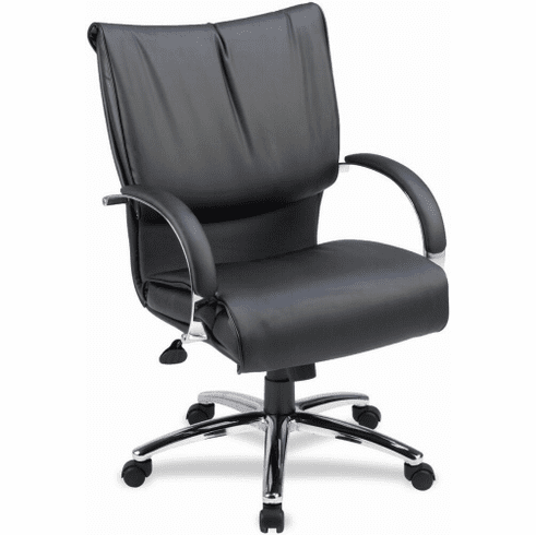 Lorell Plush Office Executive Chair [69515]