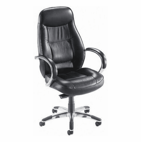 Lorell Ridgemoor Executive Leather Chair [60501]