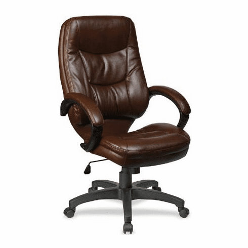Lorell Westlake Bonded Leather Executive Chair [63282]