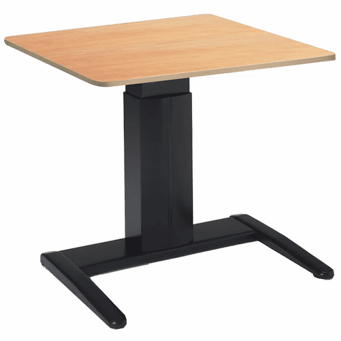 "Mayline 36""x30"" Height Adjustable Table Birch [605XX1]"