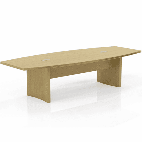 Mayline Aberdeen 10' Conference Table, Boat Maple [ACTB10LMA]
