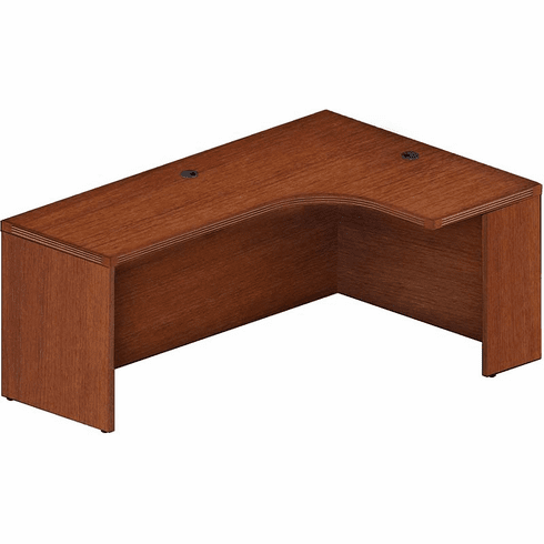 "Mayline Aberdeen 72"" Right Extended Corner Table Cherry [AEC72RLCR]"