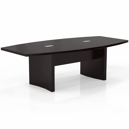 Mayline Aberdeen 8' Conference Table, Boat Mocha [ACTB8LDC]
