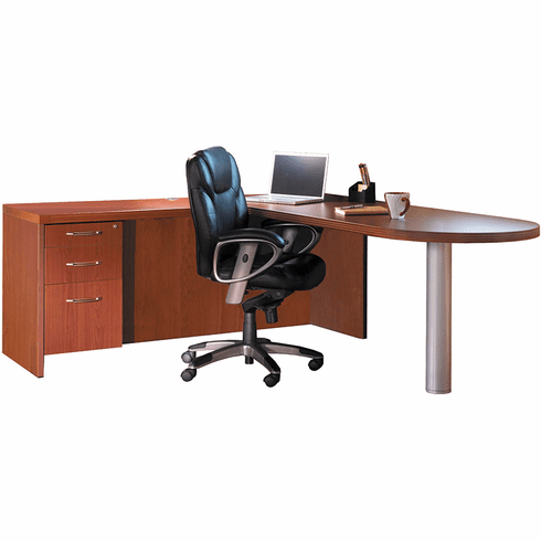 Mayline Aberdeen Office Desk Set Cherry [AT11LCR]