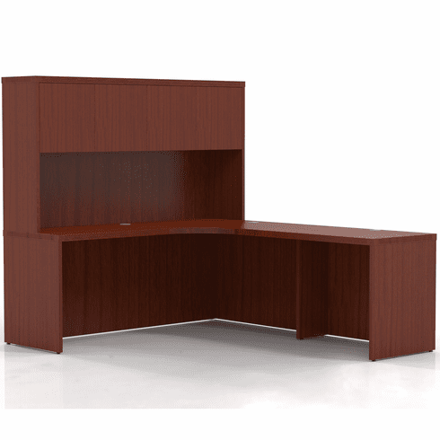 Mayline Aberdeen Office Desk Set Cherry [AT30LCR]