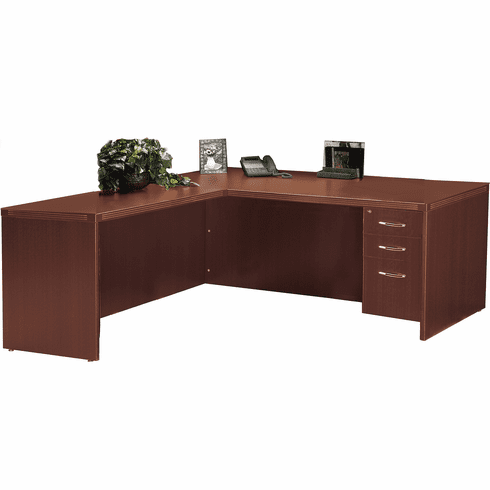 Mayline Aberdeen Office Desk Set Cherry [AT31LCR]