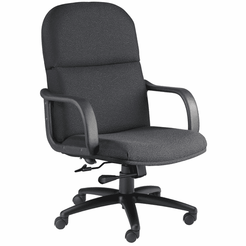 Mayline Big and Tall Executive Desk Chair [1801AG]