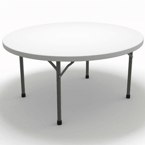 "Mayline Event 72"" Round Table Dark Gray [770072DGWT]"