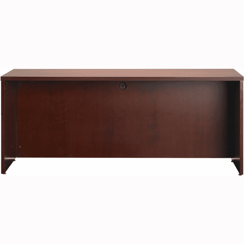 "Mayline Luminary Credenza 72"" Cherry Veneer [CR2072C]"