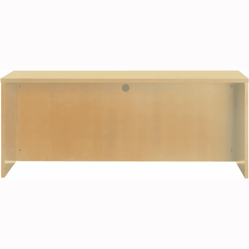 "Mayline Luminary Credenza 72"" Maple Veneer [CR2072M]"