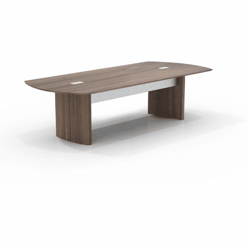 Mayline Medina Conference Table 8' Textured Brown Sugar [MNC8TBS]