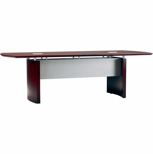 Mayline Napoli Conference Table 10' Sierra Cherry [NC10CRY]