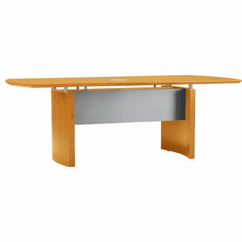 Mayline Napoli Conference Table 6' Golden Cherry Veneer [NC6GCH]