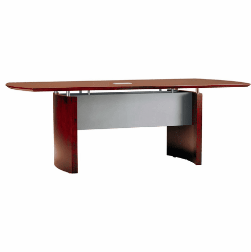 Mayline Napoli Conference Table 6' Sierra Cherry Veneer [NC6CRY]