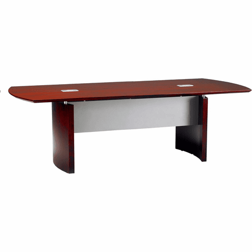 Mayline Napoli Conference Table 8' Sierra Cherry Veneer [NC8CRY]