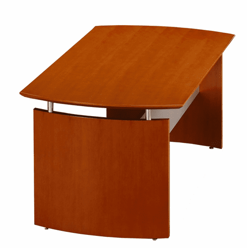 Mayline Napoli Desk Sierra Cherry Veneer [ND72CRY]