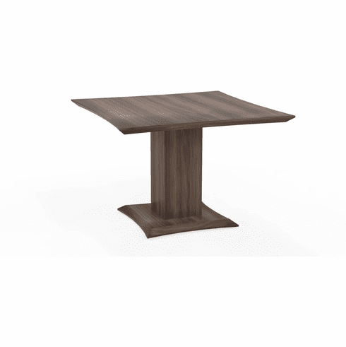 "Mayline Sterling 42"" Square Conference Table Textured Brown Sugar [STC42TBS]"