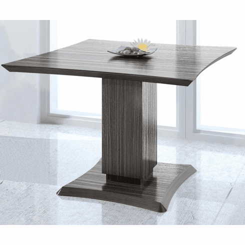 "Mayline Sterling 42"" Square Conference Table Textured Driftwood [STC42TDW]"